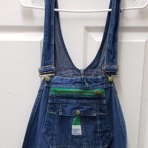 Liberty Distressed  Carpenter Jeans Overall 50 x 3
